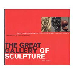 The great gallery of sculptures - Perspectives on three collections