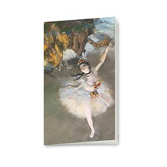 "Degas ""L'Etoile"" - Small notebook"
