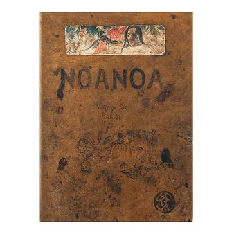 Paul Gauguin NOA NOA Voyage de Tahiti Fac-similé