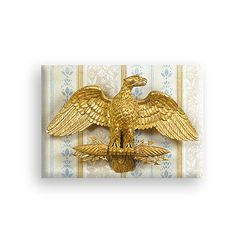 Open winged Eagle - Magnet