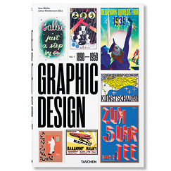 Graphic design Vol.1, 1890-1959