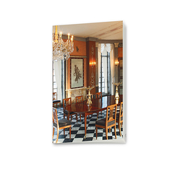 Notebook - Dining room of the castle of Malmaison