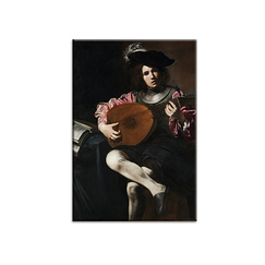 Magnet - Lute Player