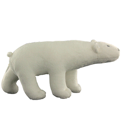 """Polar Bear"" Plush Small Model"