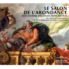 The salon de l'Abondance - The antechamber of the royal collections