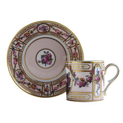 Baskets Tea cup and saucer
