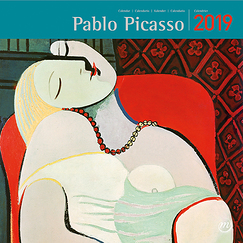 Calendrier 2019 Picasso - Grand format