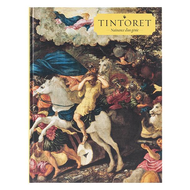 D Xl Exhibition : Tintoret naissance d un génie exhibition catalogue boutiques