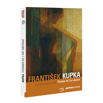 František Kupka, Pioneer of the abstract art - DVD