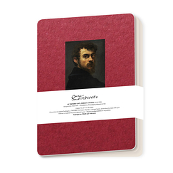 "Notebook - Tintoretto ""Self-portrait"""