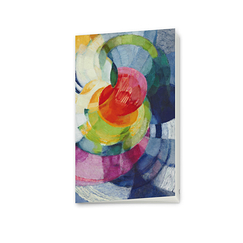 "Kupka ""Disks of Newton"" - Notebook"