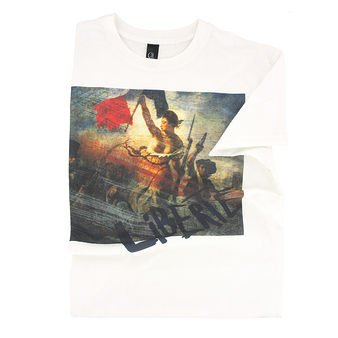 "T-shirt - Delacroix ""Liberty"""