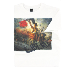 T-shirt Delacroix Liberty