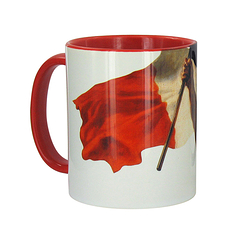 "Mug - Delacroix ""Liberty"" Red"