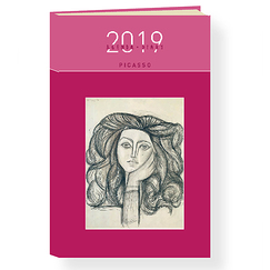 "Diary ""Picasso"" 2019"