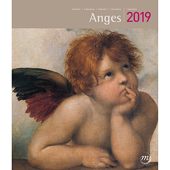 Small calendar Angel 2019