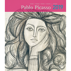 Calendrier Picasso 2019 - Petit format