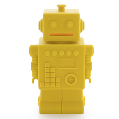 Money bank Robot - Yellow