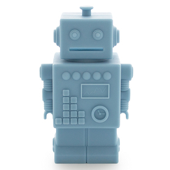 Money bank Robot - Blue