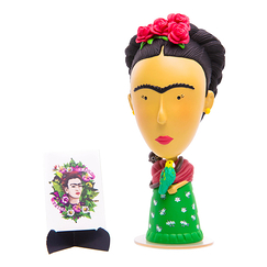 Frida Kahlo Surrealist Artist Action Figure Doll