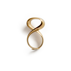 Flow Ring - Brass