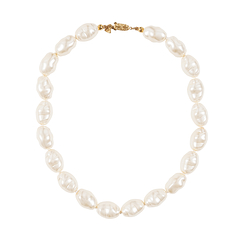 Collier Perles Baroque