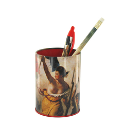 "Pencil holder Delcaroix ""Liberty"""