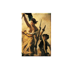 "Magnet - Delacroix ""Liberty Leading the People"""