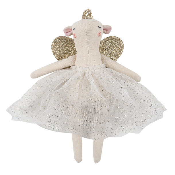 Fairy Mouse Christmas Decoration