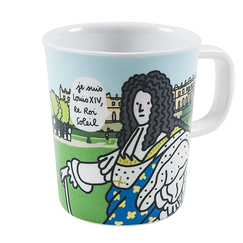 Louis XIV Mug I am Louis XIV, the Sun King