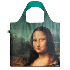 Mona Lisa Shopping Bag