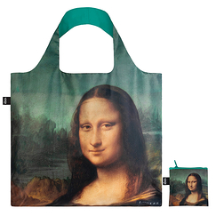 Mona Lisa Tote Bag - Loqi
