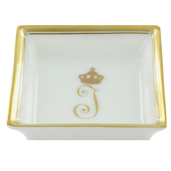 "Small Square Dish ""Josephine"""