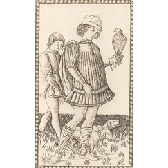 Zintilomo, Card 5 in the decade of the Social Hierarchy
