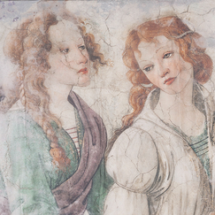 Botticelli Scarf Venus and the Three Graces