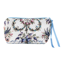 Toilet bag Dame de la cour - Blue