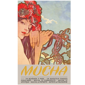Mucha- Catalogue de l'exposition