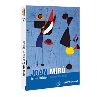 DVD Joan Miró, le feu intérieur