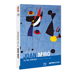 DVD Joan Miró, the inner fire