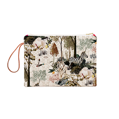 Ménagerie Royale Purse - White