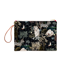 Ménagerie Royale Purse - Black