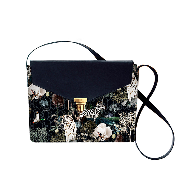 Ménagerie Royale Bag - Black