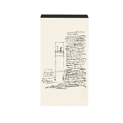 Bloc notes Giacometti