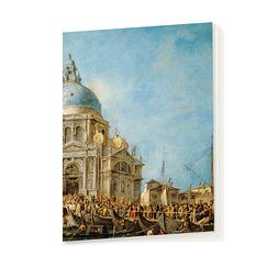 Notebook Guardi Le doge de Venise