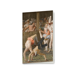 Carnet Tiepolo Polichinelles et saltimbanques