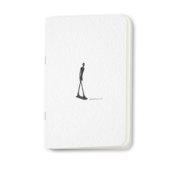 "Sketchbook Giacometti ""Walking man"""