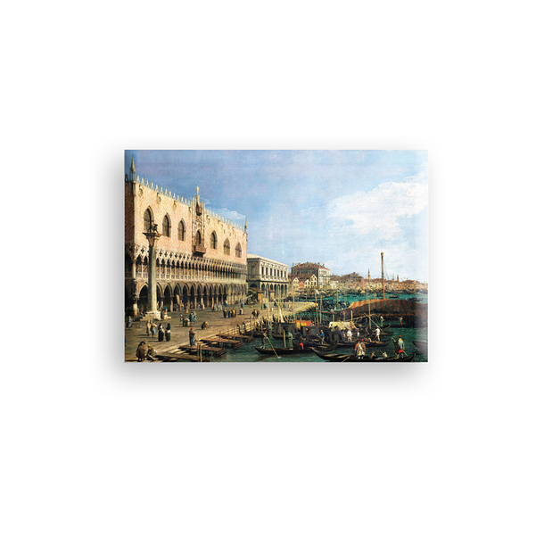 Magnet Canaletto Vue du Palazzo Ducale