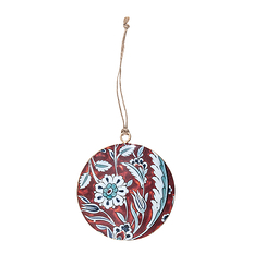 Suspension Iznik Rouge