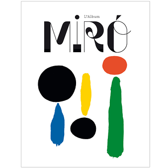 Miró - Exhibition album