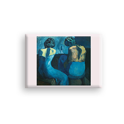 Magnet Picasso Two women at a bar